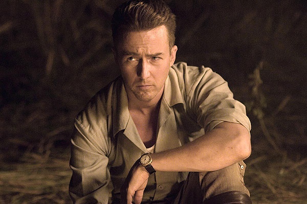 "Edward Norton in ""The Painted Veil."""