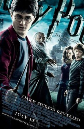 Harry Potter and the Half Blood Price (A PopEntertainment.com Movie Review)