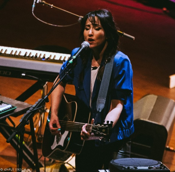 KT Tunstall – World Cafe Live at The Queen – Wilmington, DE – February 22, 2017 – Photo by Chris Sikich © 2017