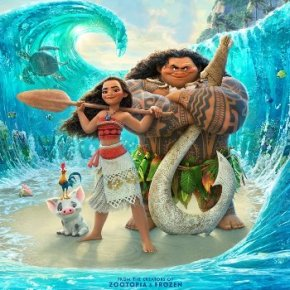 Moana (A PopEntertainment.com Movie Review)