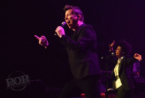 Rick Astley – Electric Factory – Philadelphia, PA – February 11, 2017 – Photo by Deborah Wagner © 2017