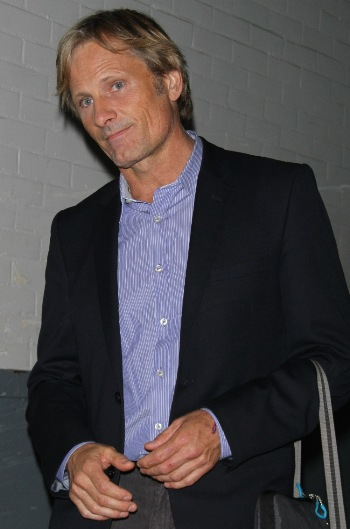 Viggo Mortensen promating his new movie The Two Faces of January in New York. RW/MediaPunch