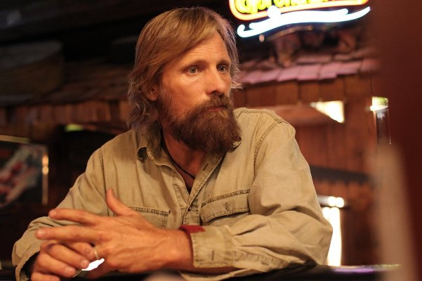 "Viggo Mortensen in ""Captain Fantastic."""