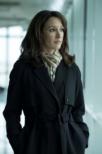 "TAKEN -- ""Pilot"" -- Pictured: Jennifer Beals as Christina Hart -- (Photo by: Christos Kalohoridis/NBC)"