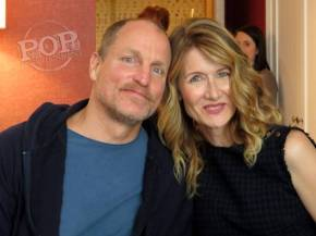 Woody Harrelson & Laura Dern – Being Brutally Honest About Wilson