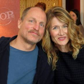 Woody Harrelson & Laura Dern – Being Brutally Honest AboutWilson