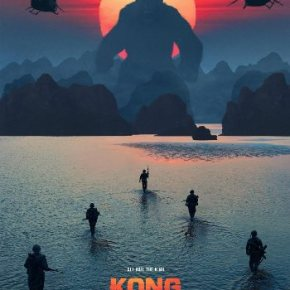Kong: Skull Island (A PopEntertainment.com Movie Review)