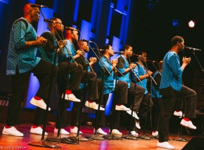 Ladysmith Black Mambazo – World Café Live – Philadelphia, PA – March 15, 2017  (A PopEntertainment.com Concert Review)