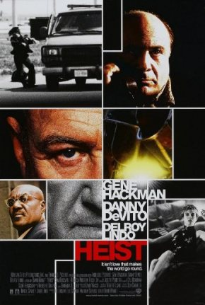 Heist (A PopEntertainment.com MovieReview)