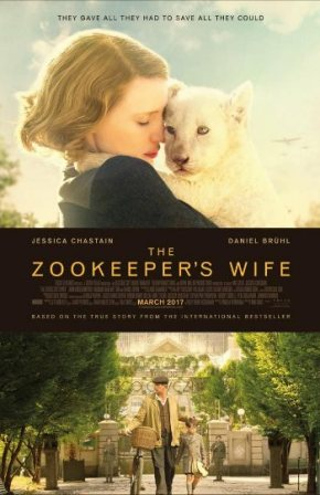 The Zookeeper's Wife (A PopEntertainment.com Movie Review)