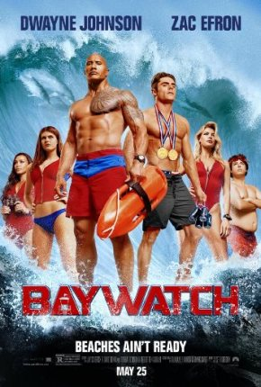 Baywatch (A PopEntertainment.com MovieReview)