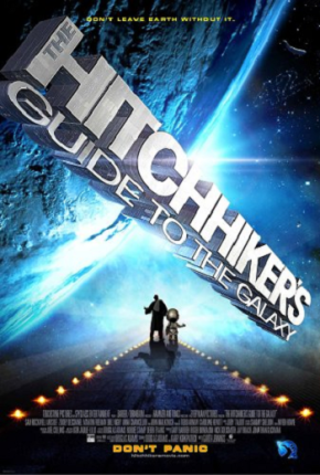 The Hitchhiker's Guide to the Galaxy (A PopEntertainment.com MovieReview)