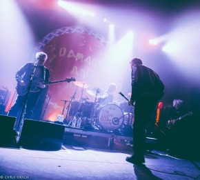 The Jesus and Mary Chain – Union Transfer – Philadelphia, PA – May 15, 2017 (A PopEntertainment.com Concert Review)