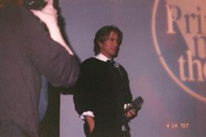 Indie film icon Dermot Mulroney is honored at Philadelphia Film Festival for careeraccomplishments