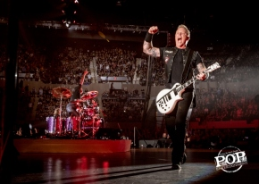 Metallica – Nassau Coliseum – Uniondale, NY – May 17, 2017 (A PopEntertainment.com Concert Photo Album)