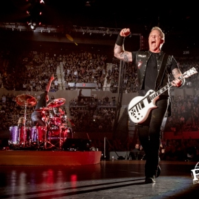 Metallica – Nassau Coliseum – Uniondale, NY – May 17, 2017 (A PopEntertainment.com Concert PhotoAlbum)