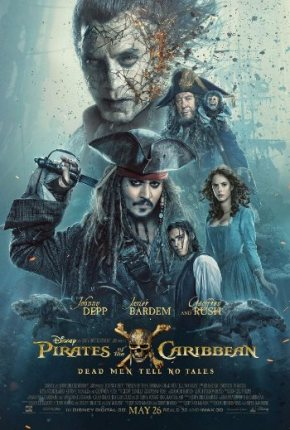 Pirates of the Caribbean: Dead Men Tell No Tales (A PopEntertainment.com MovieReview)