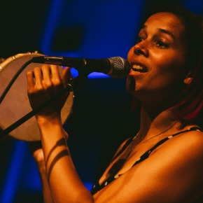 Rhiannon Giddens – World Café Live – Philadelphia, PA – May 14, 2017 (A PopEntertainment.com Concert Review)