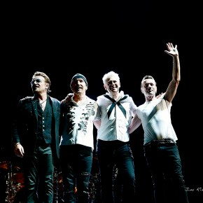 U2 – Lincoln Financial Field – Philadelphia, PA – June 18, 2017 (A PopEntertainment.com Concert PhotoAlbum)