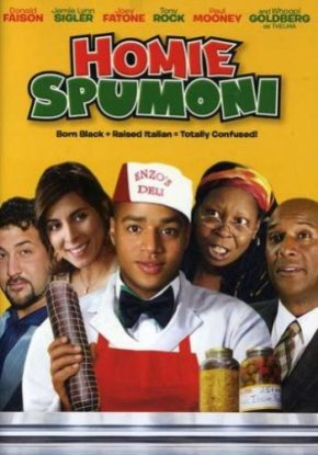 Homie Spumoni (A PopEntertainment.com Video Review)