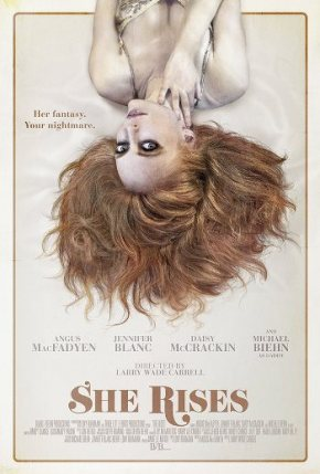 She Rises (A PopEntertainment.com MovieReview)