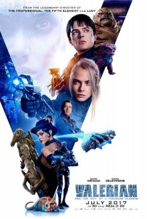 Valerian and the City of a Thousand Planets (A PopEntertainment.com MovieReview)