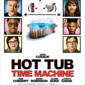 Hot Tub Time Machine (A PopEntertainment.com Movie Review)