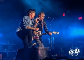 Switchfoot – Ford Amphitheater at Coney Island Boardwalk – Brooklyn, NY – August 12, 2017 (A PopEntertainment.com Concert Photo Album)