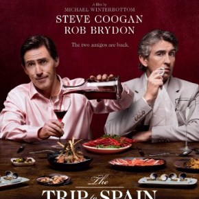 The Trip to Spain (A PopEntertainment.com Movie Review)