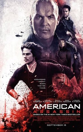 American Assassin (A PopEntertainment.com MovieReview)