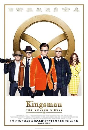 Kingsman: The Golden Circle (A PopEntertainment.com Movie Review)