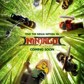 The Lego Ninjago Movie (A PopEntertainment.com MovieReview)