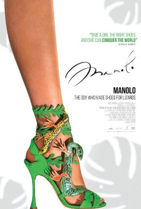 Manolo: The Boy Who Made Shoes for Lizards (A PopEntertainment.com Movie Review)