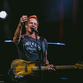 Sting – Borgata Casino Event Center – Atlantic City, NJ – September 3, 2017 (A PopEntertainment.com ConcertReview)
