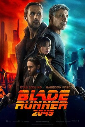 Blade Runner 2049 (A PopEntertainment.com MovieReview)