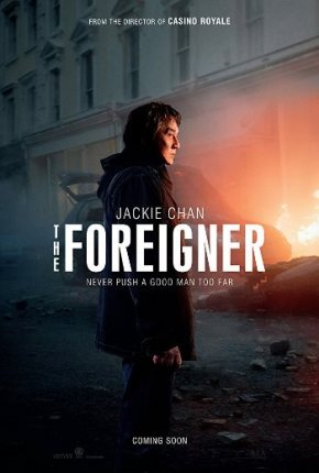 The Foreigner (A PopEntertainment.com Movie Review)