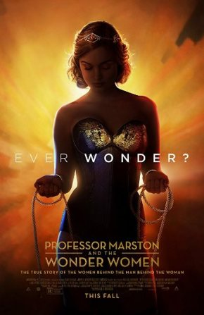 Professor Marston and the Wonder Women (A PopEntertainment.com Movie Review)