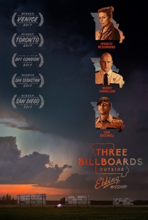 Three Billboards Outside Ebbing, Missouri (A PopEntertainment.com Movie Review)