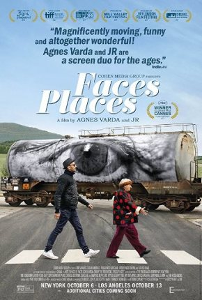 Faces Places (A PopEntertainment.com MovieReview)