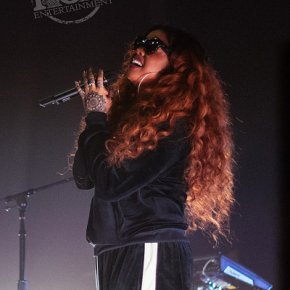 H.E.R. & Arin Ray – Union Transfer – Philadelphia, PA – November 21, 2017 (A PopEntertainment.com Photo Album)