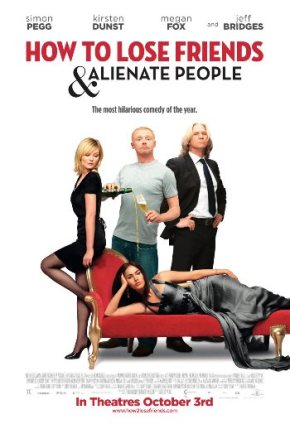 How to Lose Friends and Alienate People (A PopEntertainment.com MovieReview)
