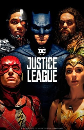Justice League (A PopEntertainment.com Movie Review)