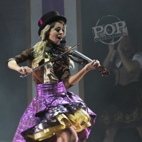 Lindsey Stirling & Alexander Jean – Academy of Music – Philadelphia, Pennsylvania – November 16, 2017 (A PopEntertainment.com Photo Album)