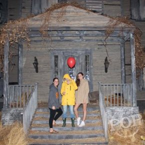 Hanging with the Ghouls at Warner Brothers Studio's Horror Made HereTour