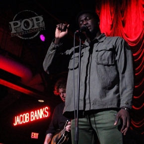 Jacob Banks – The Foundry – Philadelphia, PA – December 1, 2017 (A PopEntertainment.com Concert Review)