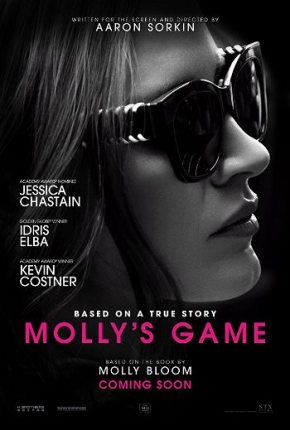 Molly's Game (A PopEntertainment.com MovieReview)