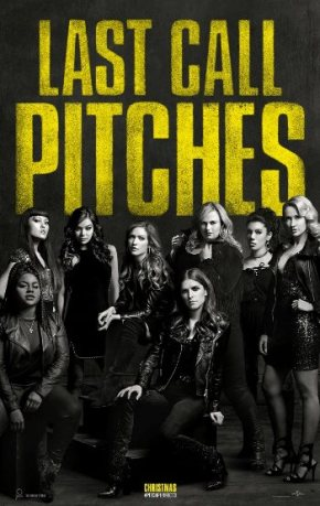 Pitch Perfect 3 (A PopEntertainment.com MovieReview)