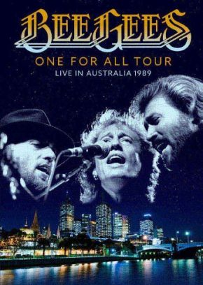 The Bee Gees – One for All Tour: Live in Australia 1989 (A PopEntertainment.com Music Video Review)