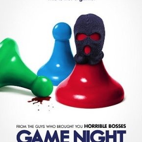 Game Night (A PopEntertainment.com MovieReview)