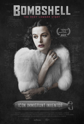 Bombshell: The Hedy Lamarr Story (A PopEntertainment.com MovieReview)